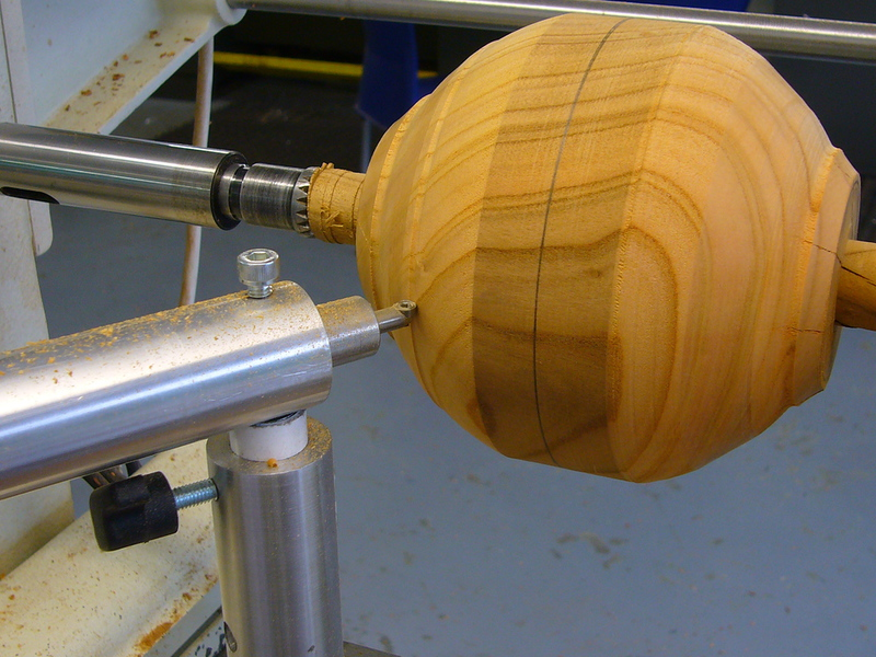 Lathe ball turning attachment. - Pirate4x4.Com : 4x4 and ...